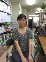 松本麻衣子さん 写真