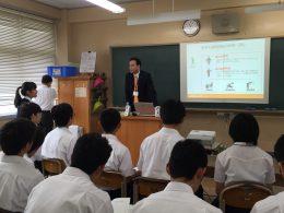 筑紫丘高校 写真2